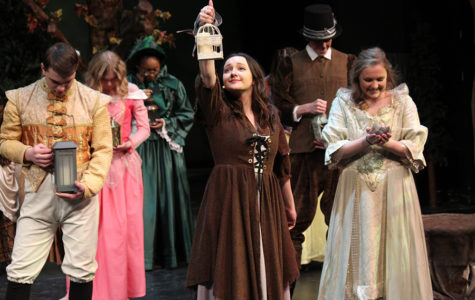 "The Theater Department Presents ""Into the Woods"""
