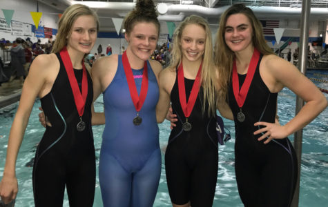 Springfield Success for the Swim and Dive Team