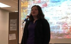 Sophomore Advances to Poetry Out Loud Regionals