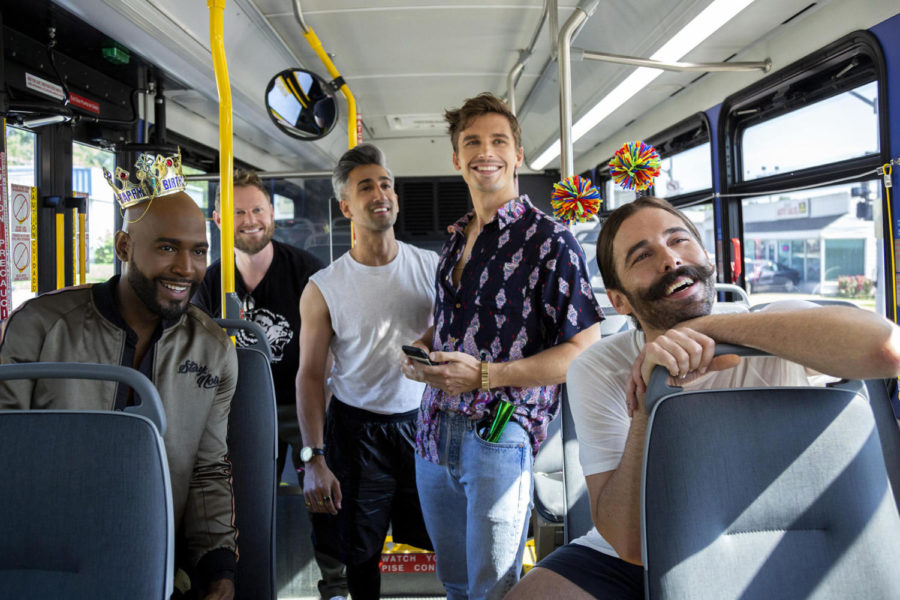 Queer Eye is a Real Eye Catcher