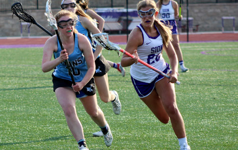Lacrosse Takes First Loss
