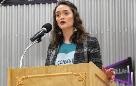 Seniors Prepare for a Sexual Assault Awareness Month