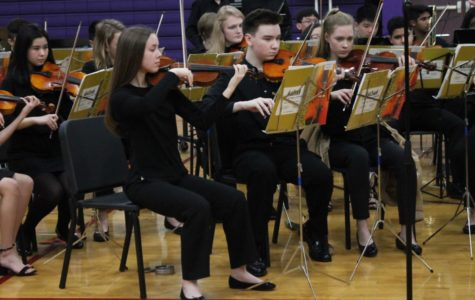 Students Attend Blake School Performance