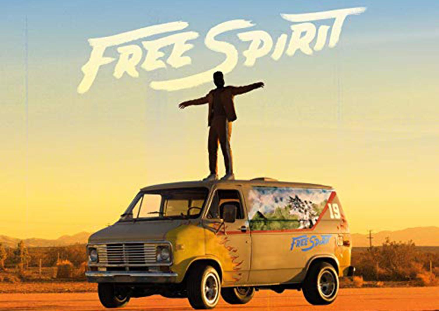 Khalid released his new album, Free Spirit April, 3.