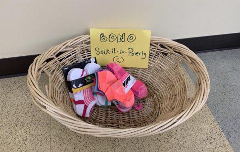 Sock it to Poverty Kicks Off