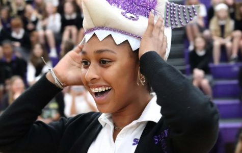 Seniors Welcome Freshmen with Annual Beanie Ceremony