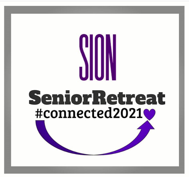 Senior Retreat: #Connected2021