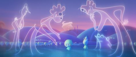 """Soul"" was released on December 25 and provides the heartwarming plot of a Pixar movie."