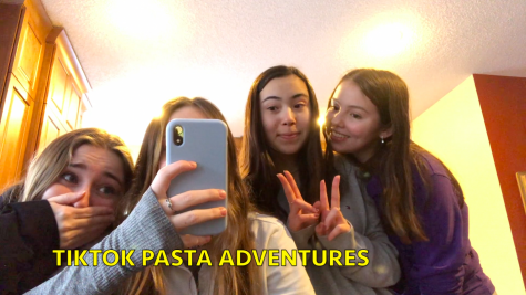 Trying The Tik Tok Pasta